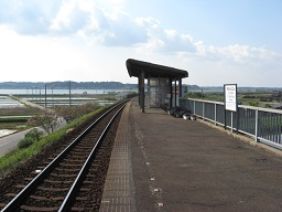 北浦湖畔駅